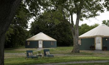 Oneida Yurt