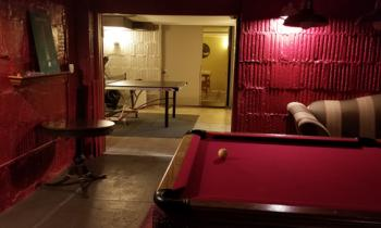 Manor House Game Room